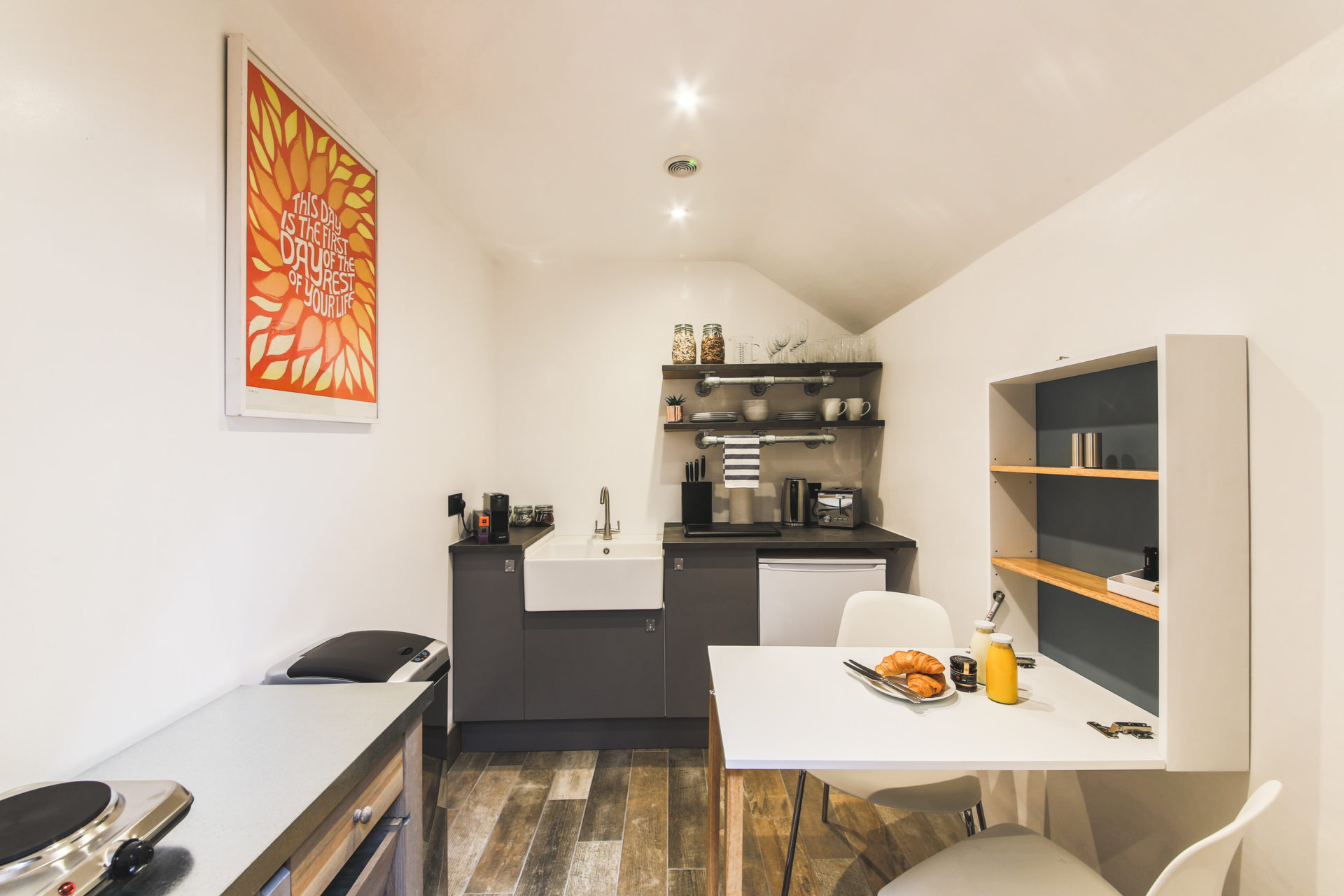 Small but perfectly formed kitchen