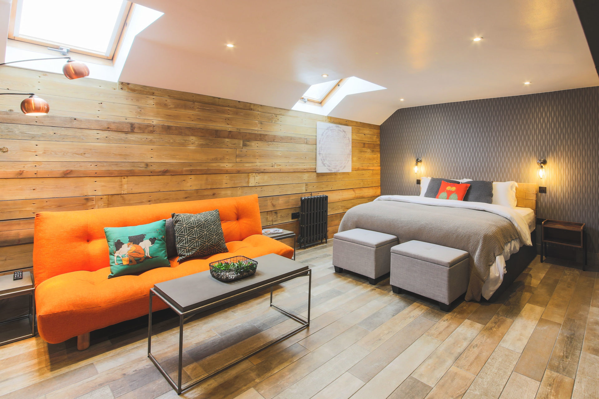 Luxury Super King Studio Suite